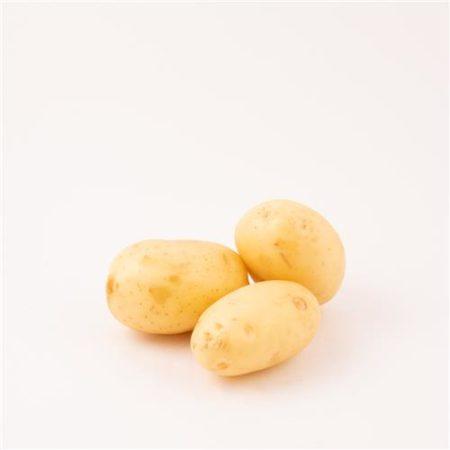 Washed Potato Bag