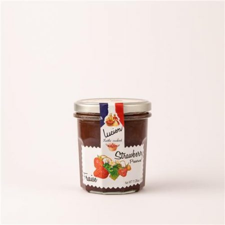 Lucien-Georgelin Strawberry Jam 320g