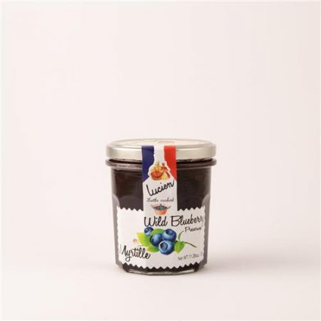 Lucien-Georgelin Blueberry Jam 320g