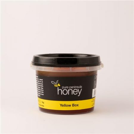 Pure Peninsula Honey Yellow Box 1kg