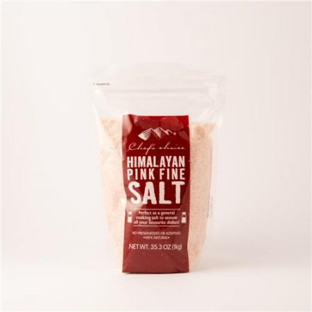 Himalayan Pink Fine Salt 1kg