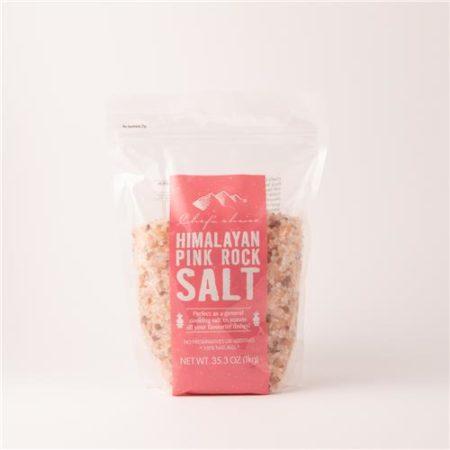 Himalayan Pink Rock Salt 1kg