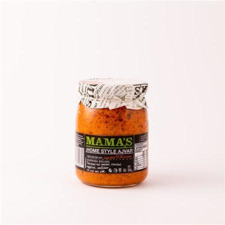 Mama's Homemade Ajvar Mild 700g