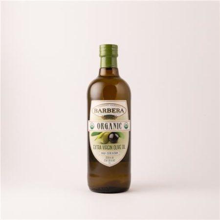 Barbera Organic Olive Oil 1L