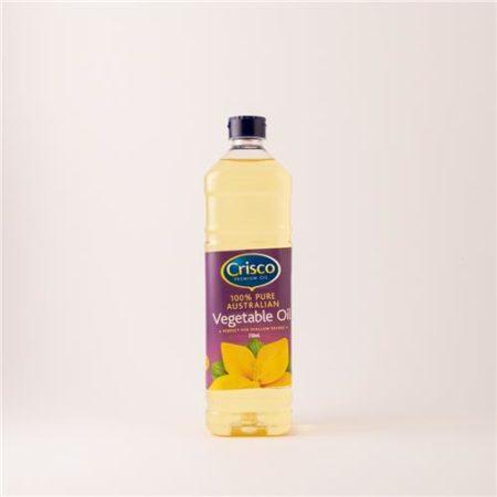 Crisco Vegetable Oil  750ml