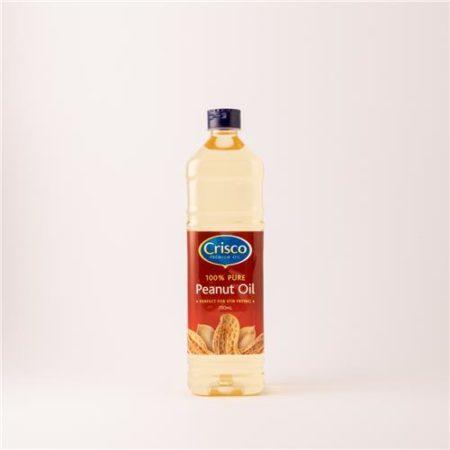 Crisco Peanut Oil 750ml