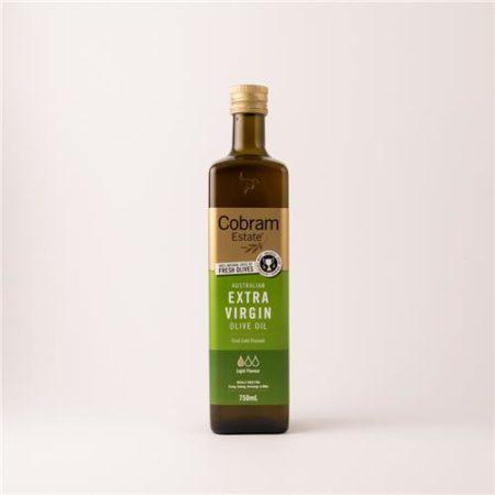 Cobram Estate Extra Virgin Olive Oil Light Flavour 750ml