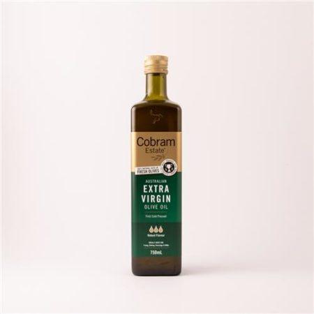 Cobram Estate Extra Virgin Olive Oil Robust Flavour 750ml