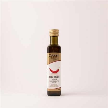 Cobram Estate Chilli Infused Extra Virgin Olive Oil 250ml