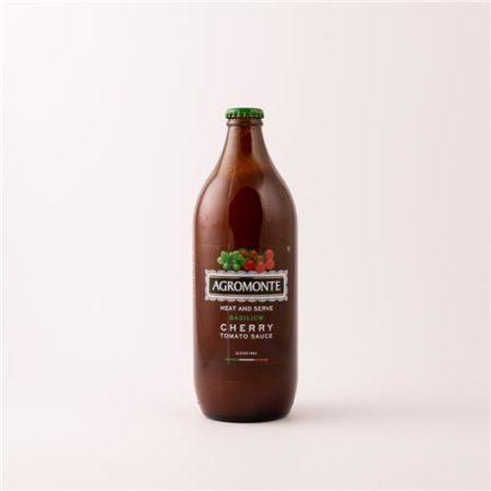 Agromonte Cherry Tomato Sauce Passatta with Basil 660g