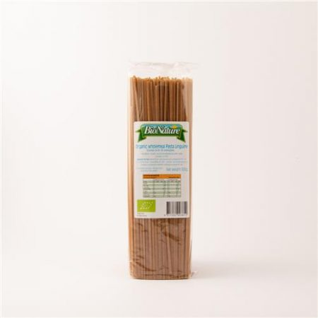 Bio Nature Organic Wholemeal Pasta Linguine 500g