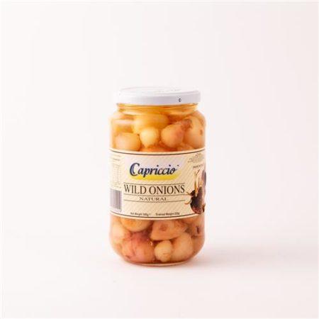 Capriccio Wild Onions Natural 550g