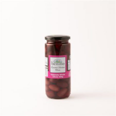 Benino Kalamata Whole Olives 500g