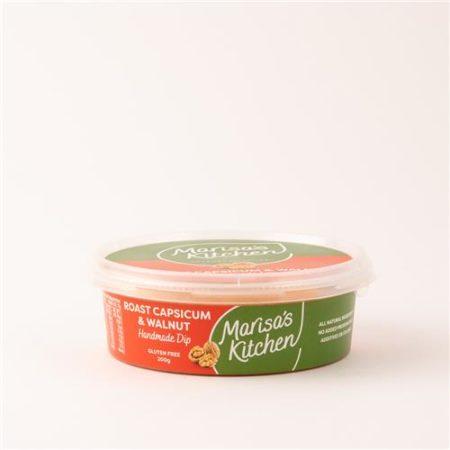 Marisa's Kitchen Capsicum & Walnut Dip 200g