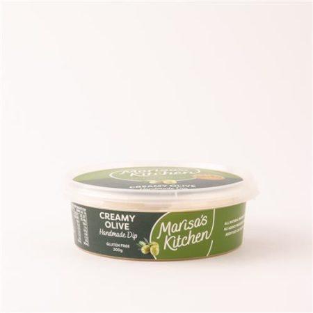 Marisa's Kitchen Creamy Olive Dip 200g