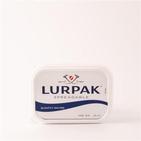 Lurpak Spreadable Butter Slightly Salted 250g