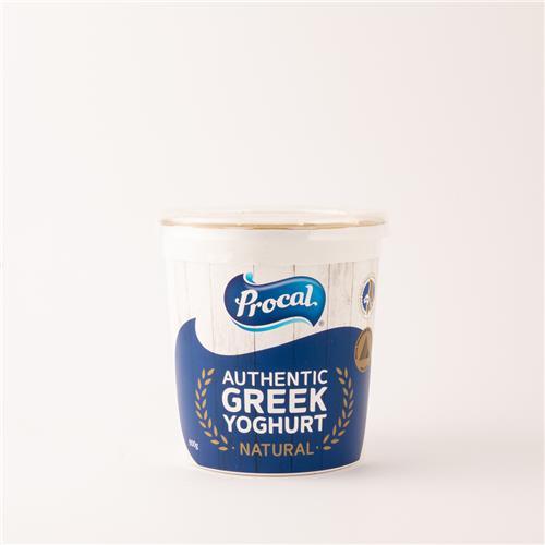 Procal Greek Yoghurt Natural 900g