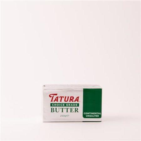 Tatura Butter Unsalted 250g