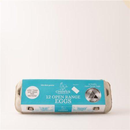Creswick Open Range Eggs 800g