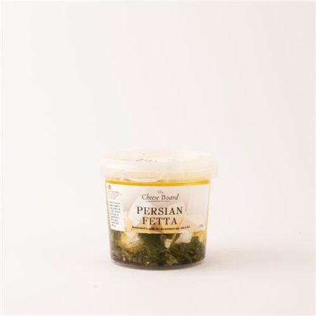 The Cheese Board Persian Fetta 335g