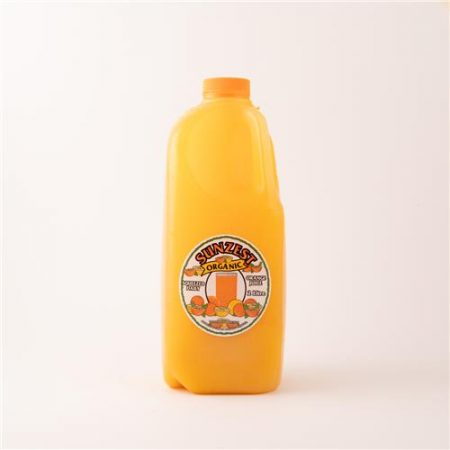 Sunzest Orange Juice 2L
