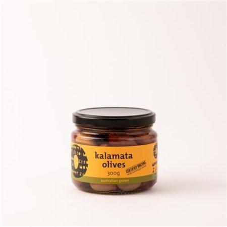 Mt Zero Kalamata Olives 300g