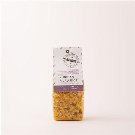 Basque Indian Pilau Rice 325g