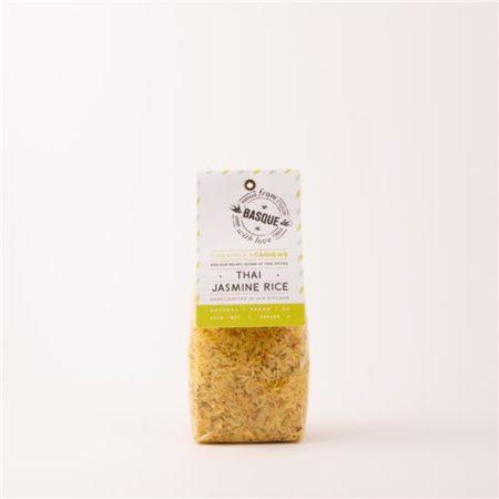 Basque Thai Jasmine Rice 325g