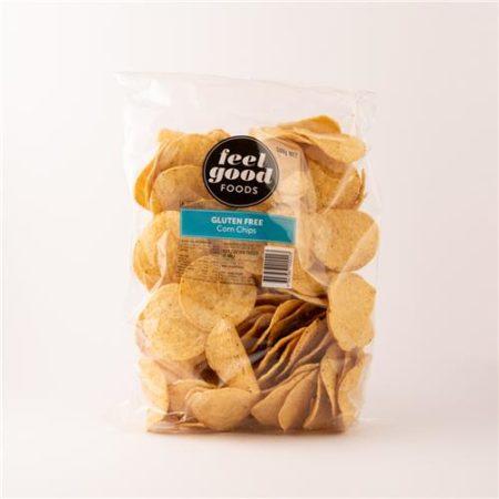 Feel Good Foods Corn Chips Gluten Free 500g