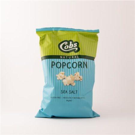 Cobs Popcorn Sea Salt 80g