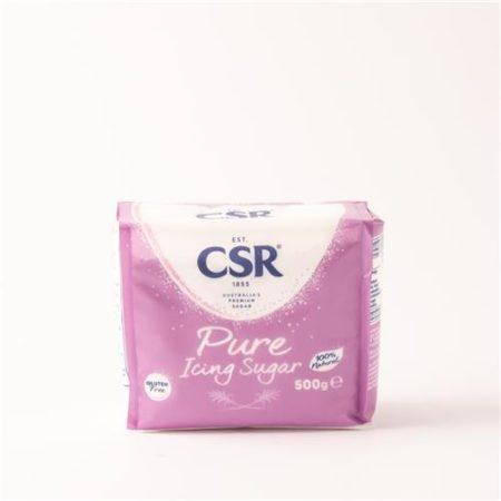 CSR Pure Icing Sugar 500g