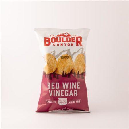 Boulder Red Wine Vinegar Chips 142g