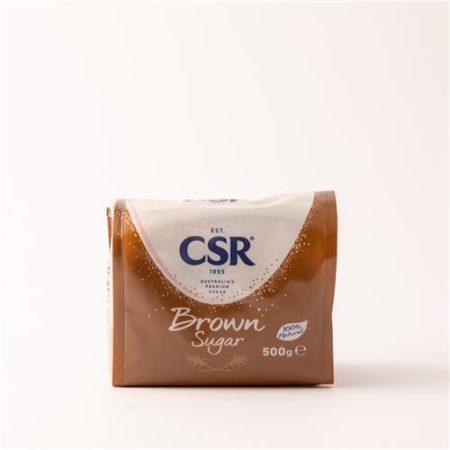CSR Brown Sugar 500g