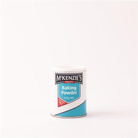 Mckenzies Baking Powder 125g