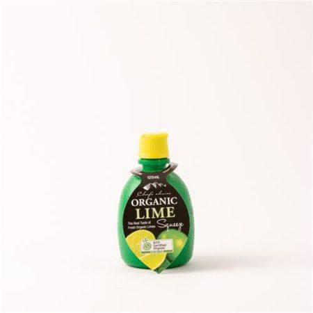 Chef's Choice Organic Lime Juice 125ml