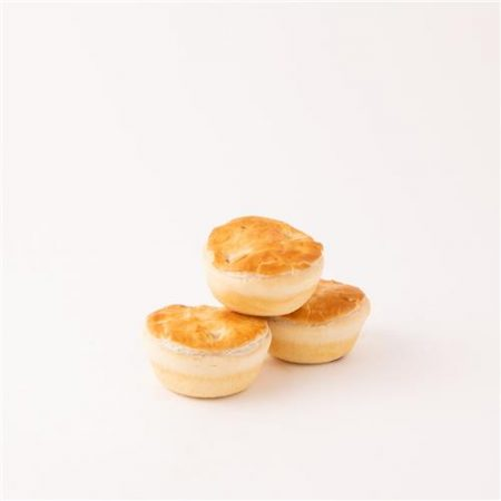 Mini Beef Pies 4pc