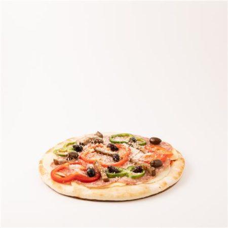 Mild Salami Pizza