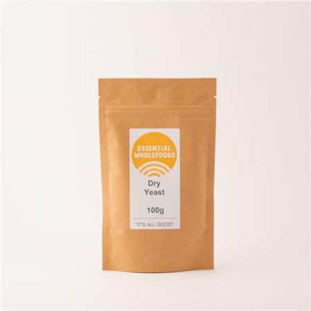 Essential Wholefoods Dry Yeast 100g