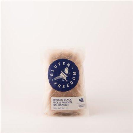 Gluten Freedom Broken Black Rice & Polenta Sourdough 550g