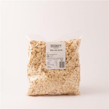 Second Ave Rolled Oats 500g