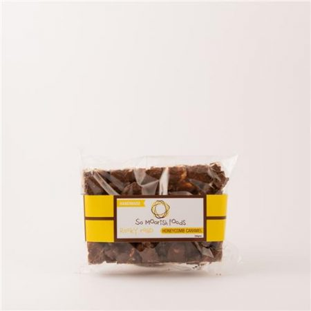 So Moorish Foods Rocky Road Honeycomb Caramel 250g