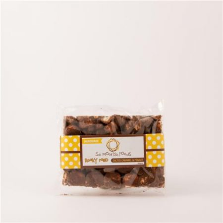 So Moorish Foods Rocky Road Salted Caramel & Peanut 250g