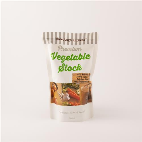 Moredough Kitchens Premium Veg Stock 500ml