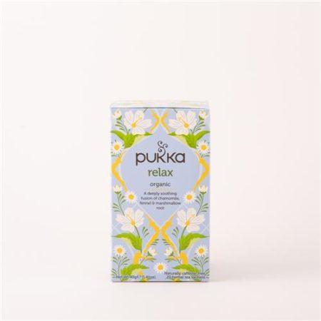 Pukka Relex Tea Organic 20 Tea Sachets