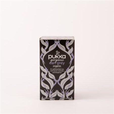 Pukka Earl Grey Tea Organic 20 Tea Sachets