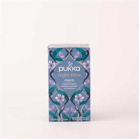 Pukka Night Time Tea Organic 20 Tea Sachets