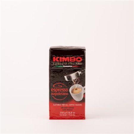 Kimbo Espresso Italiano Napoletano Ground Coffee 250g