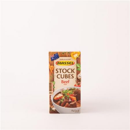 Massel Stock Cubes Beef Style 105g