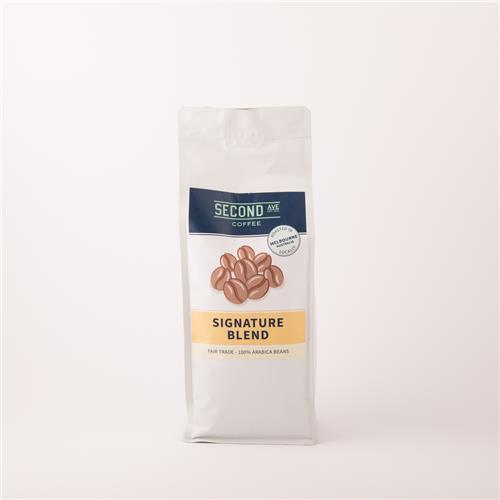 Second Ave Coffee Signature Beans 500g