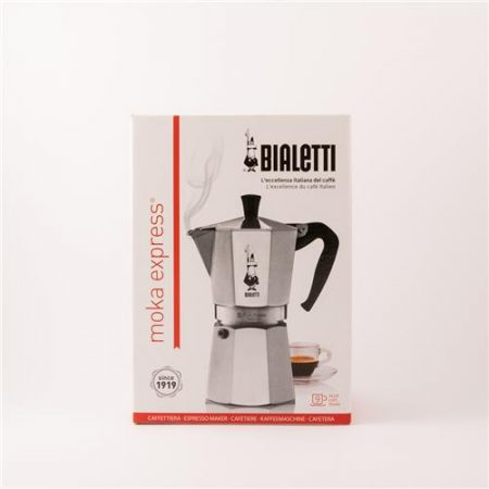 Bialetti Cafetera Moka Expresss 9 Cup